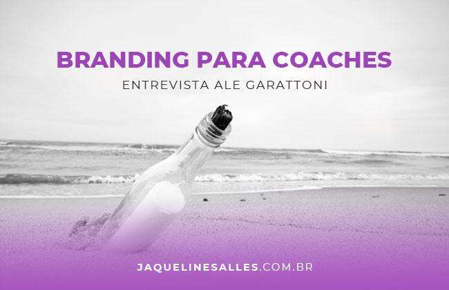 Ale Garattoni: Entrevista com a musa do Branding e posicionamento