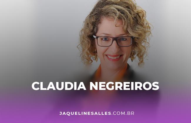 Entrevista com a MEGA formadora de coaches e mentorada do Maestria em Coaching: Claudia Negreiros – Palestrante do Academy 2017
