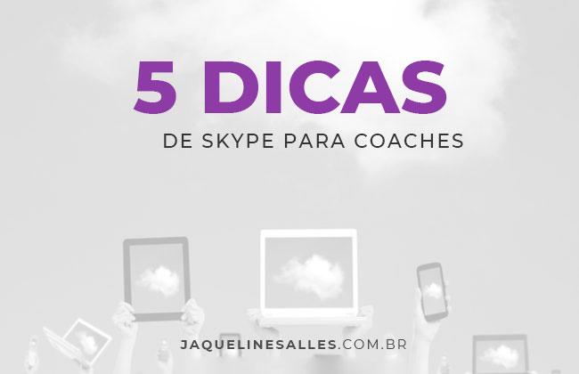 5 Dicas de Atendimento de Coaching Online