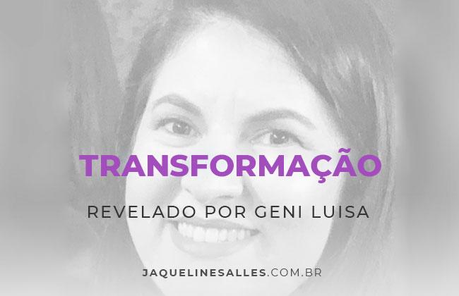 A transformação é constante e eterna
