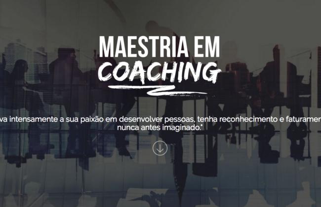 Histórias transformam Histórias – Maestria em Coaching – A Mentoria mais completa do Brasil